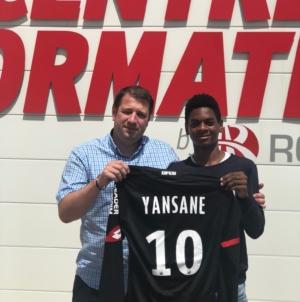 Un jeune Grenoblois rejoint le Paris Saint-Germain