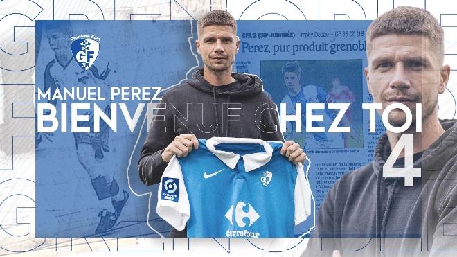[Presse] Manu Perez : «J'avais cette volonté de rentrer chez moi»
