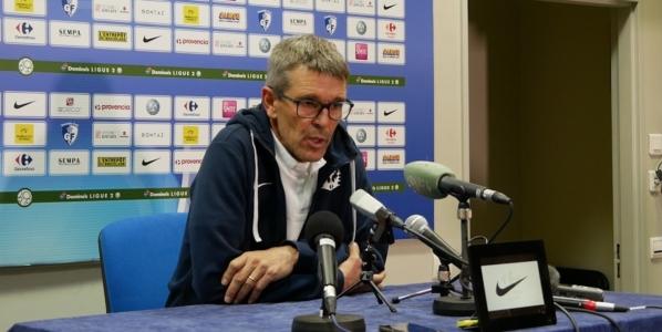 Jean-Louis Garcia : «Grenoble a toutes ses chances dans la course aux play-offs»
