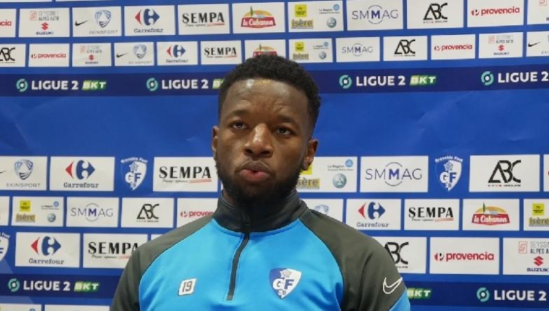 [Sélection] Pas de première «cape» pour Mamadou Diallo