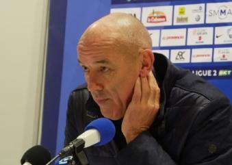 Paul le Guen : «On va souffrir un peu plus contre les premiers du championnat»