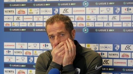 [Presse] «Aucun contact» avec Amiens pour Philippe Hinschberger