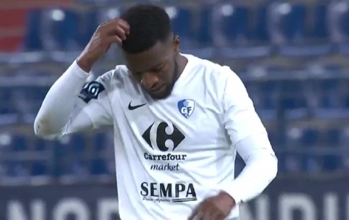 [Presse] Caen – GF38 : les notes de France Football