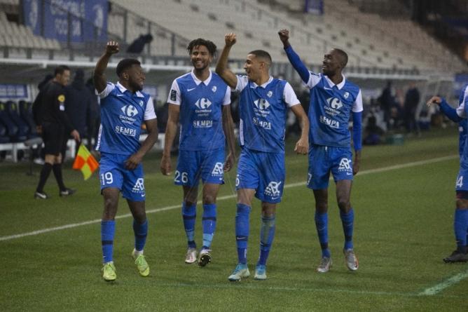 Grenoble: une première partie de saison record