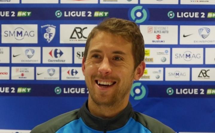 [Vidéo] Le but de Jessy Benet contre Châteauroux