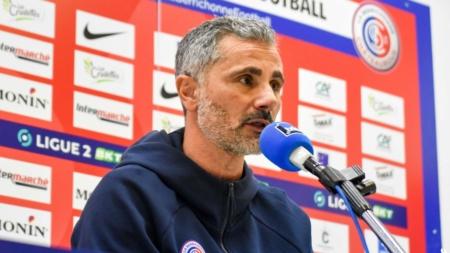Olivier Saragaglia (Châteauroux) : «Je trouve aujourd'hui ce que j'aime faire dans ce métier»