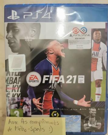 [Concours] Gagnez FIFA21 !
