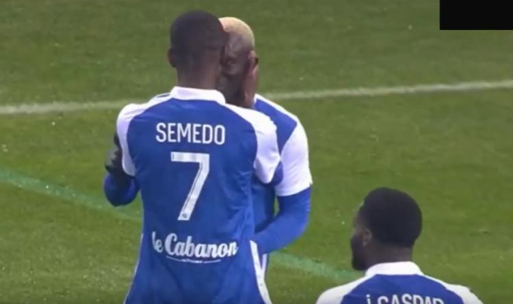 Grenoble est leader de Ligue 2 !