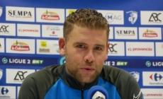 Yoric Ravet (GF38) «Si on garde le fait de prendre autant de plaisir ensemble, on ne sera pas loin»