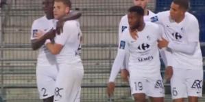 [Vidéo] Le but de Mamadou Diallo face à Châteauroux