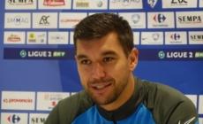 [Conférence de presse] Adrien Monfray avant Troyes – GF38