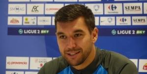Adrien Monfray dans l'équipe-type France Football