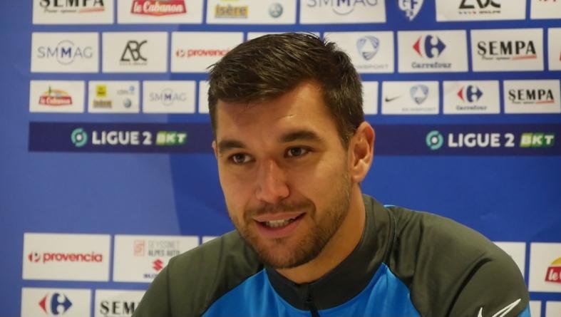 Adrien Monfray (GF38) : «Notre plus grand défi désormais : confirmer»