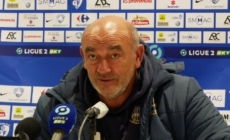 La conférence de presse de Bruno Luzi après GF38 – Chambly