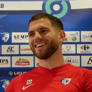 Esteban Salles (GF38) : «On a vu la différence»