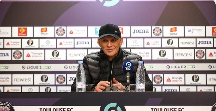 Patrice Garande (Toulouse FC) : « La victoire est logique »