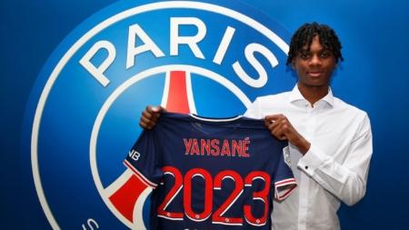 Du Futsal des Géants au PSG :  Sekou Yansané poursuit son ascension