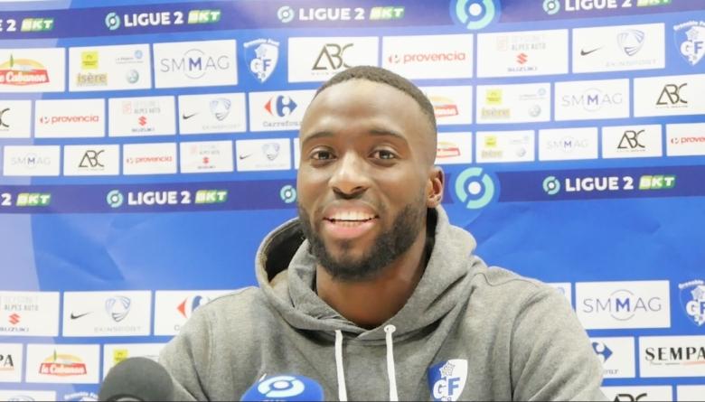 Harouna Abou Demba (GF38) : «C'est que du bonheur»