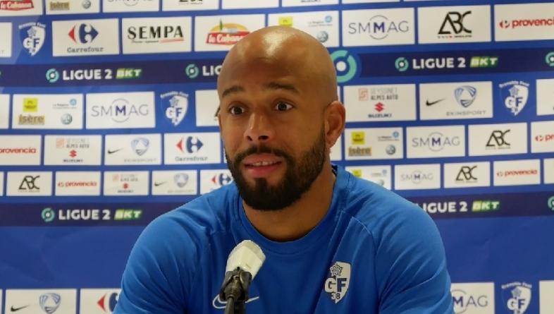 [Conf de presse] Loic Nestor avant GF38 – Clermont