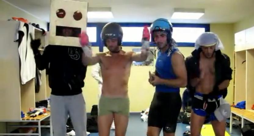 [Retro] Quand les joueurs du GF38 imitaient Daft Punk