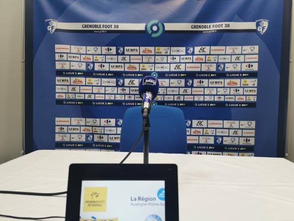 [Replay] Revivez la conférence de presse après GF38 – Caen (3-1)