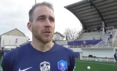 [ExGF38] Alexi Peuget (GFA Rumilly Vallières) : «On s'est battu jusqu'au bout»