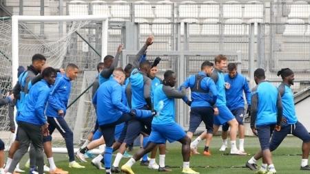 GF38 : les 18 joueurs retenus pour le déplacement à Dunkerque