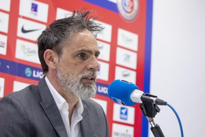 Marco Simone (Châteauroux) : «Je dois surtout féliciter mes joueurs»