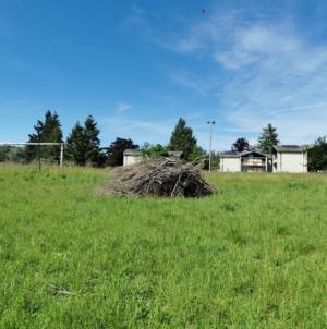 Quelques photos du site où s'implantera le futur centre de formation du GF38