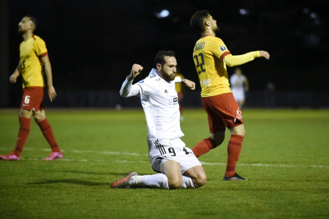 [exGF38] Romain Spano (FC Annecy) : «On va savourer ce maintien !»