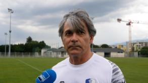 Maurizio Jacobacci (GF38): «On n'est pas encore au point»
