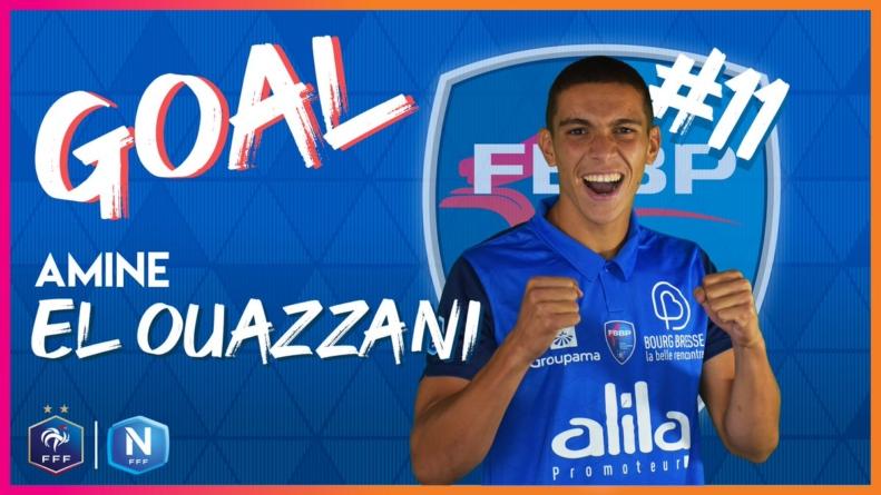 #exGF38 Amine El Ouazzani prolonge avec FBBP 01