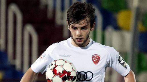 [GF38] Un attaquant international jeune géorgien en approche