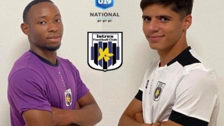 Deux Grenoblois rejoignent les U19 du FC Istres