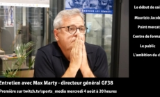 [GF38] Max Marty : «Il faut se faire violence»
