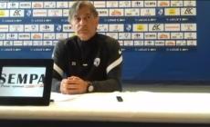 Maurizio Jacobacci (GF38) : «Il faut vraiment féliciter l'ensemble de l'équipe»