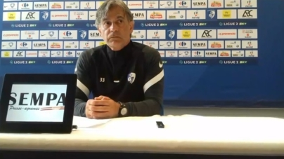 Maurizio Jacobacci (GF38) : «Enchaîner à domicile»