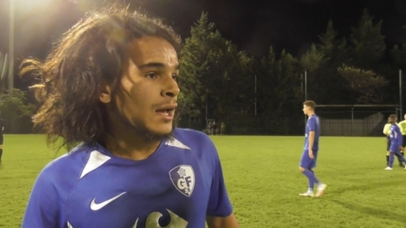 Omar Benyounes (GF38) : «J'ai envoyé une mine…»